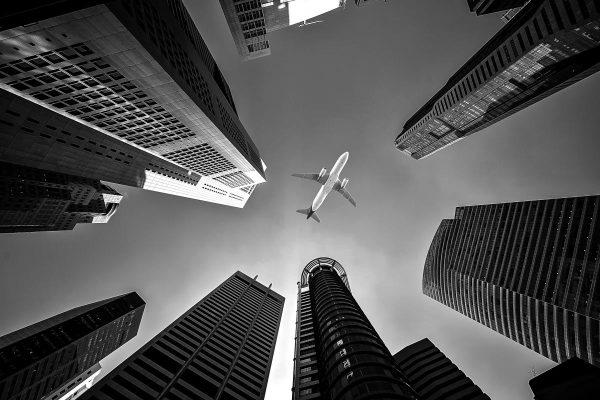 avion cladiri de birouri arhitectura