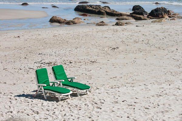 beach, seaside, chairs, plaja goala, sezlong
