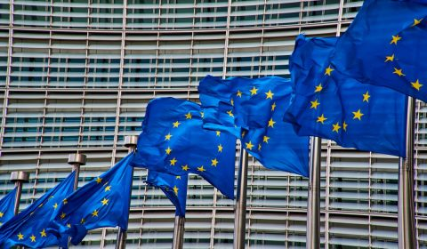 brussels, europe, flag