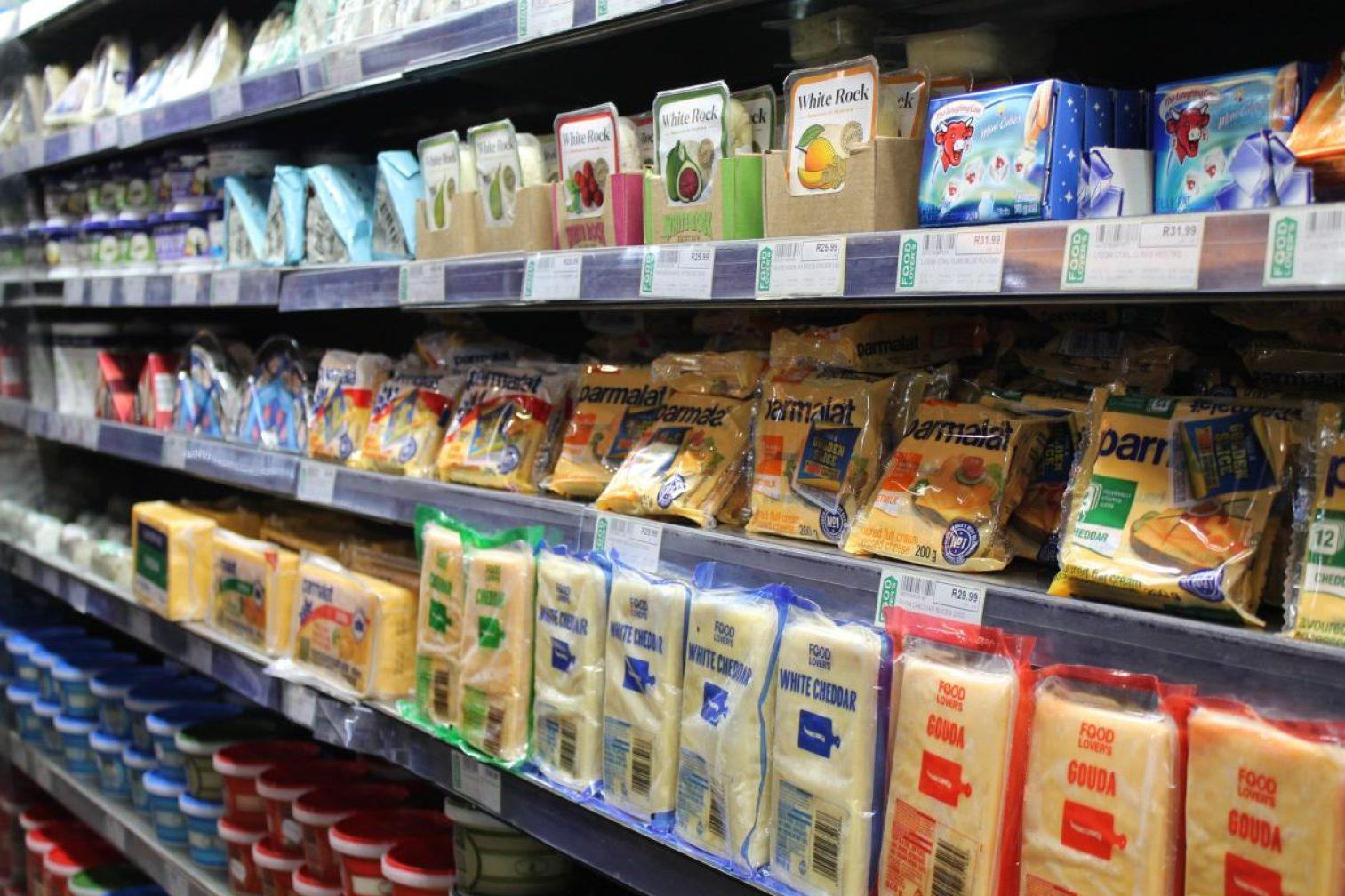 cheese, refrigerator, processed