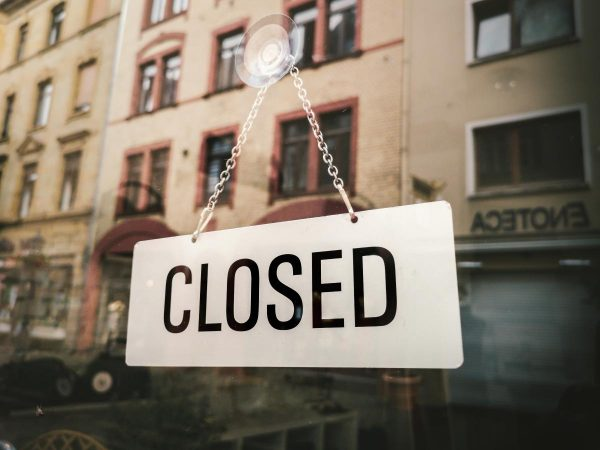 Closed (sign)