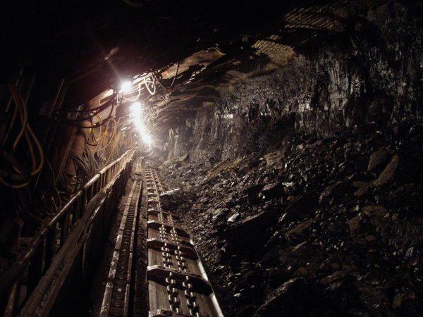 coal, black, mineral