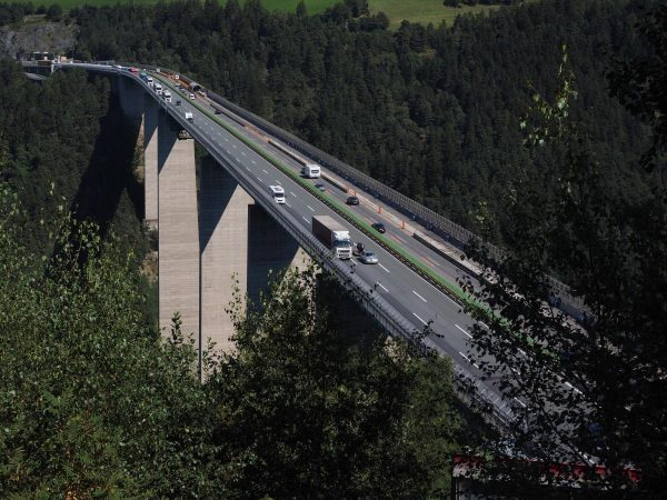 europe bridge, bridge, highway bridge