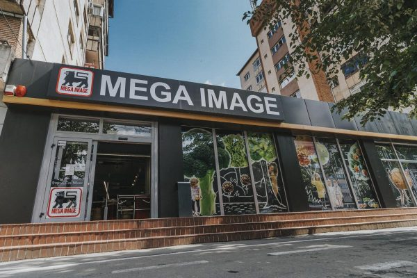 Mega Image Oradea supermarket