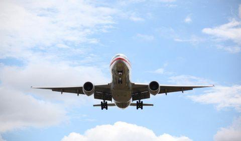 passenger plane, passenger jet, airplane