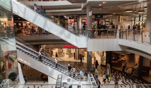 stairs, shopping mall, shop