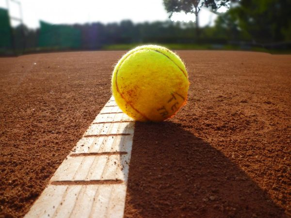 tennis, ball, competition
