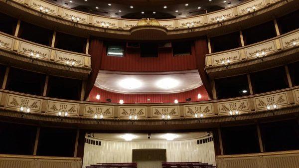 vienna, opera, house