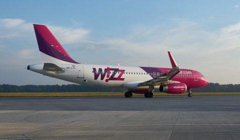 wizz, wizzair, the plane