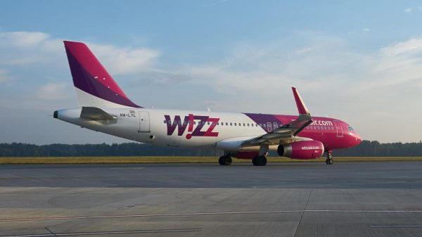 wizz, wizzair, the plane