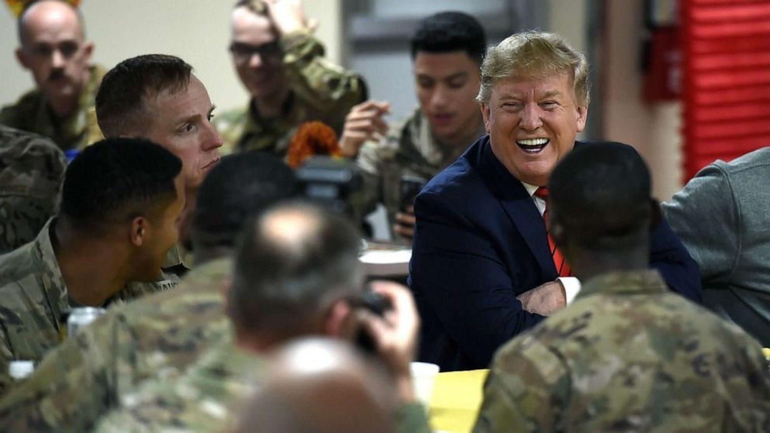 Trump Afghanistan Abc News