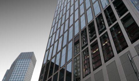 arhitectură, clădire de birouri, birou