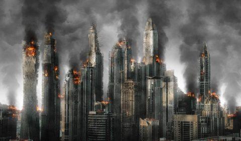 armageddon, disaster, destruction