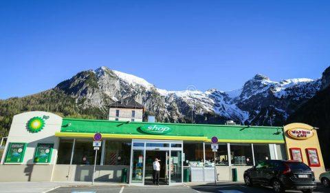 Benzinarie Austria