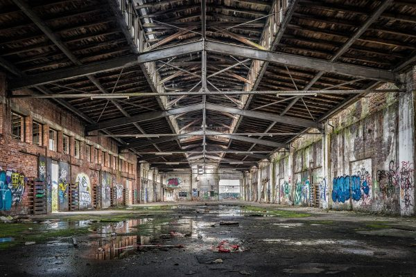 hall, stock, lost places