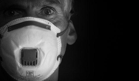 mask, virus, pandemic