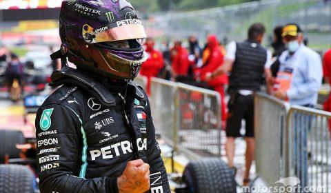 Hamilton Pole Formula 1 Styrian Gp 2020