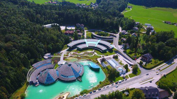 Red Bull Headquarters Austria Fuschl Am See