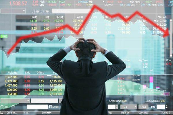 Depresiune Recesiune Economic[ Bursa Asia