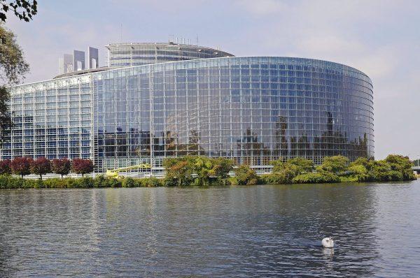 european parliament, strasbourg, chamber
