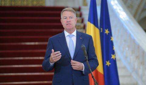 Klaus Iohannis 14 Iul 2020