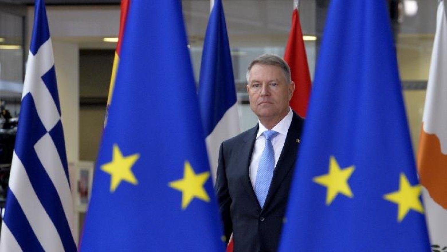 Klaus Iohannis Ue