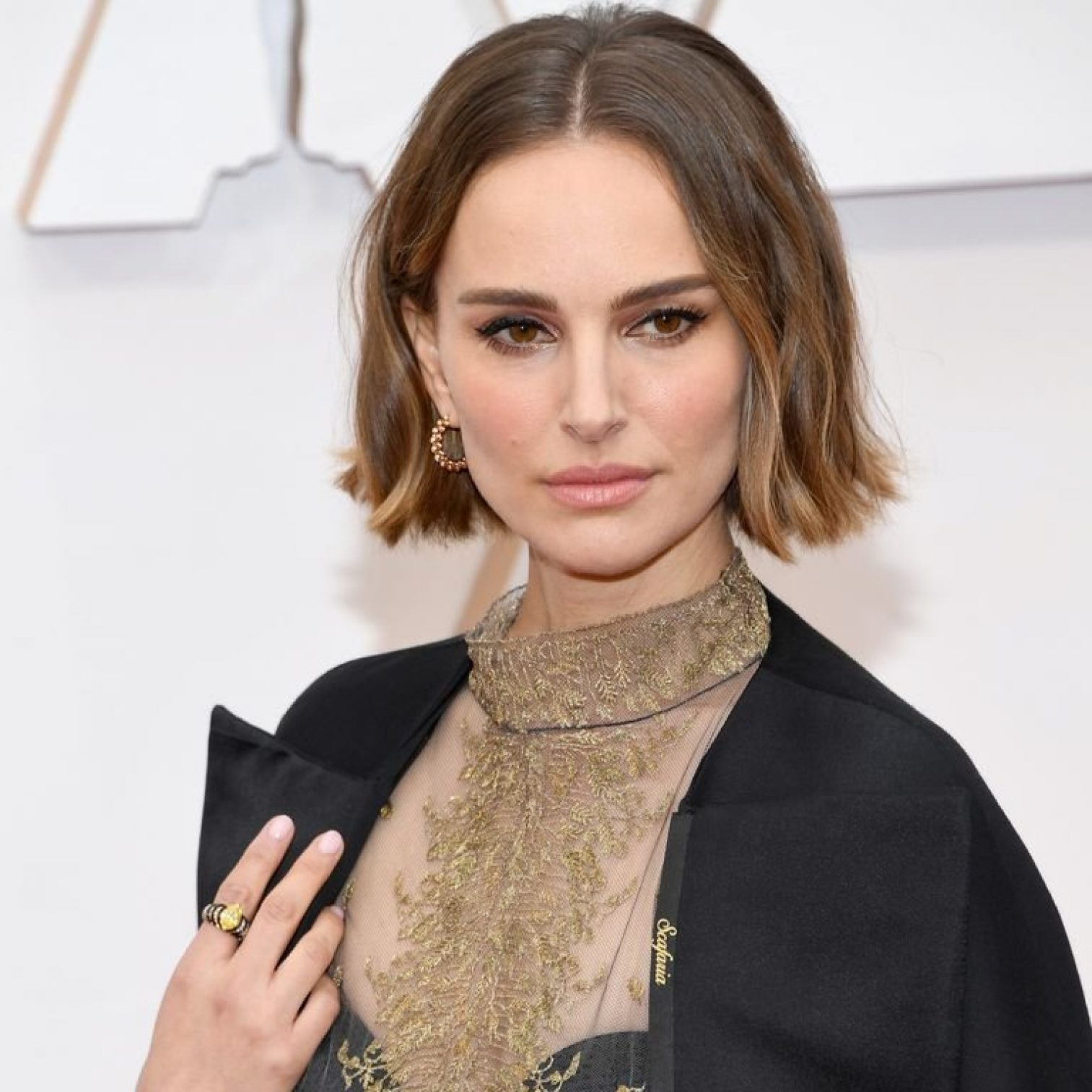 Natalie Portman Attends The 92nd Annual Academy Awards At News Photo 1581294708 (1)