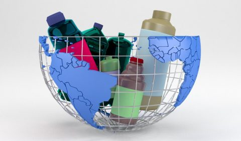plastic, waste, recycling