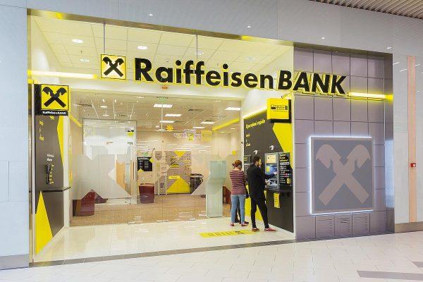 Raiffeisen Bank Shutterstock