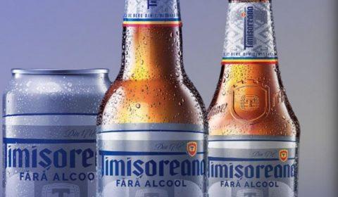Timisoreana Fara Alcool