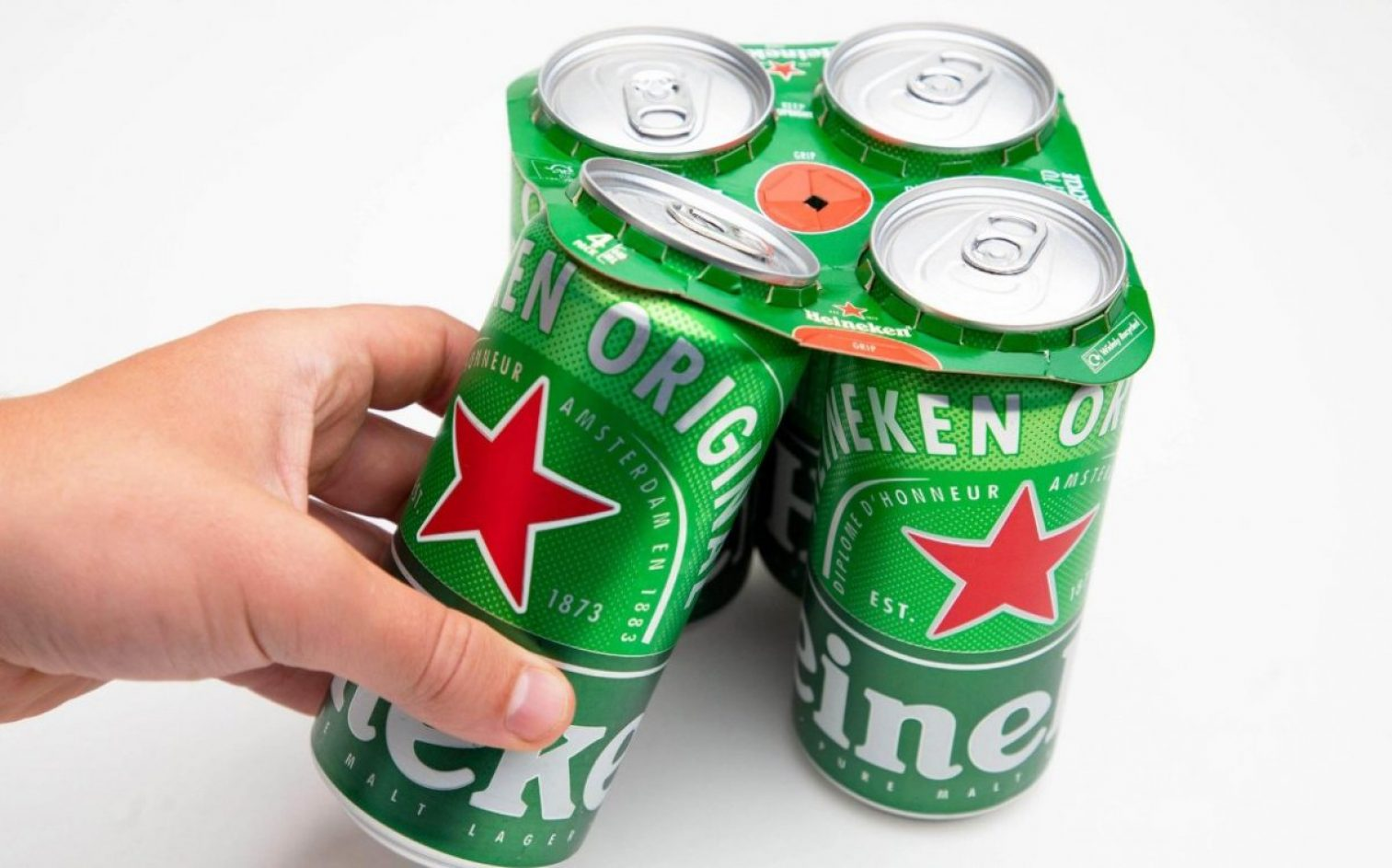 Heineken Green Grip