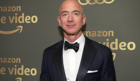 Jeff Bezos Amazon Getty