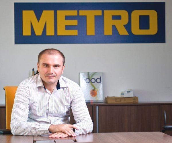 Adrian Ariciu Metro