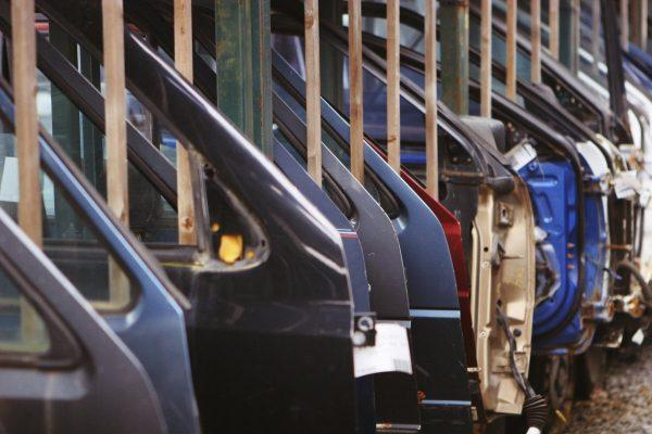 car doors, industry, automobiles