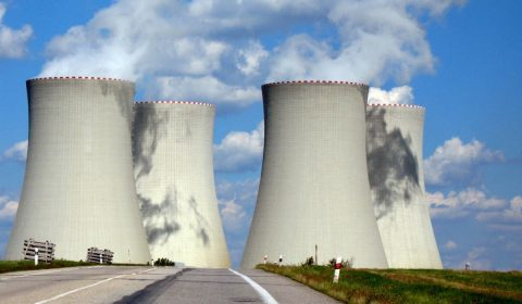 chimney, concrete, nuclear