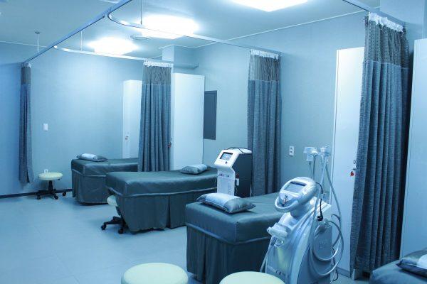 hospital ward, hospital, medical