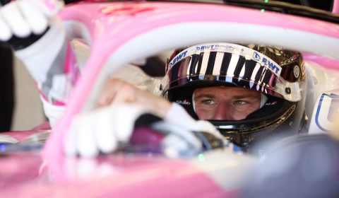 Nico Hulkenberg Racing Point