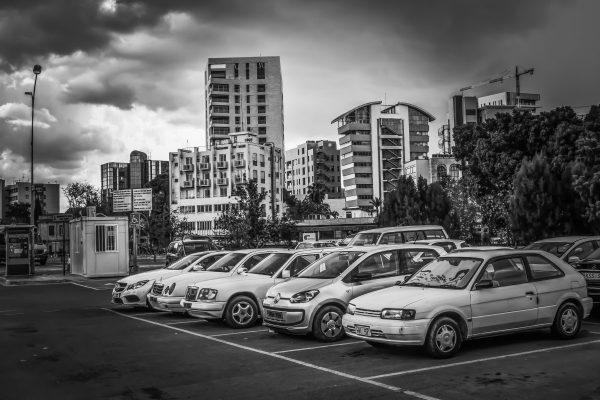 parking lot, masina, car, parcare, parking