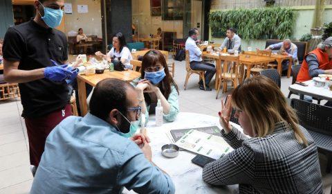 Restaurant Pandemic