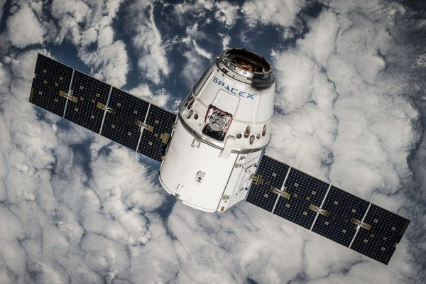 satellite, orbit, spacex