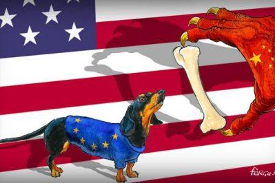 Usa Europe China James Ferguson