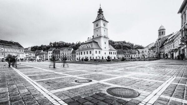 brasov, cityscape, transylvania