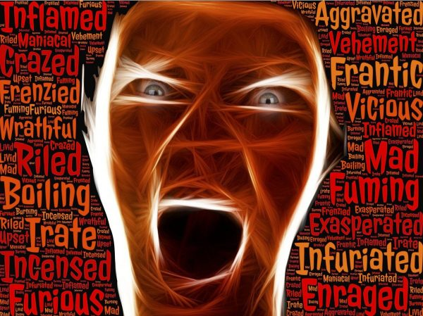 enraged, irate, furious