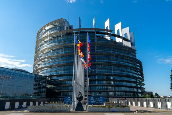 europe palace, europe, flags