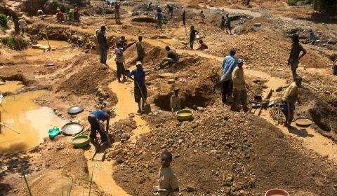 Kamitunga Gold Mine