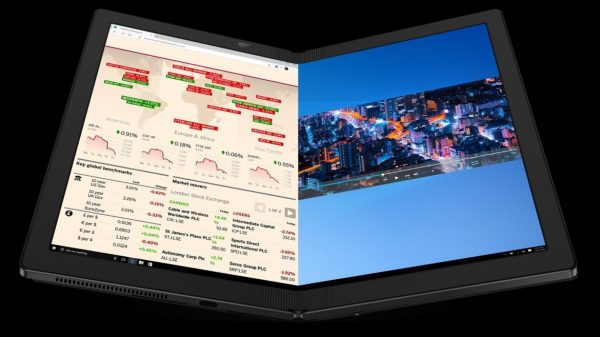 Lenovo Thinkpad X1 Fold 1170x658