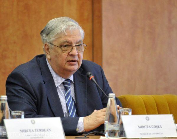 Mircea Coșea Agerpres