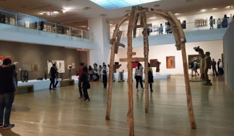 Muzeul National Arta Contemporana
