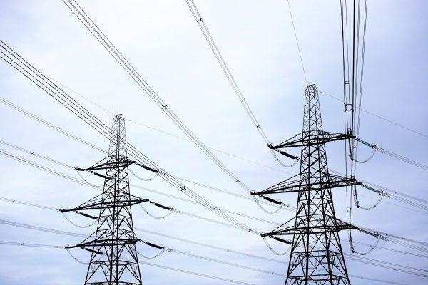 power, line, pylon