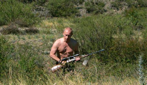 Putin Ak47 Newsweek